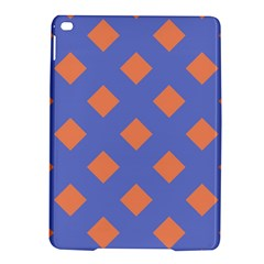 Orange Blue iPad Air 2 Hardshell Cases