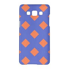 Orange Blue Samsung Galaxy A5 Hardshell Case