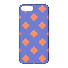 Orange Blue Apple Iphone 7 Plus Hardshell Case