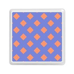 Orange Blue Memory Card Reader (Square)