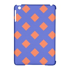 Orange Blue Apple iPad Mini Hardshell Case (Compatible with Smart Cover)