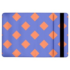 Orange Blue iPad Air Flip