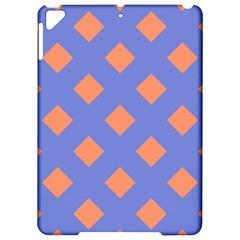 Orange Blue Apple Ipad Pro 9 7   Hardshell Case