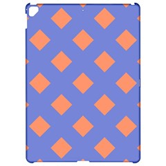 Orange Blue Apple iPad Pro 12.9   Hardshell Case