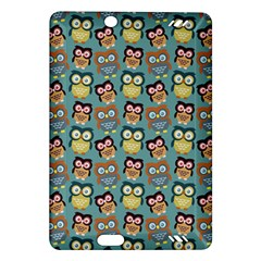 Owl Eye Blue Bird Copy Amazon Kindle Fire HD (2013) Hardshell Case
