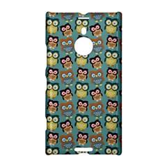 Owl Eye Blue Bird Copy Nokia Lumia 1520
