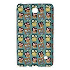 Owl Eye Blue Bird Copy Samsung Galaxy Tab 4 (7 ) Hardshell Case