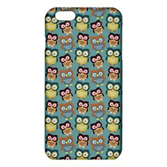 Owl Eye Blue Bird Copy iPhone 6 Plus/6S Plus TPU Case