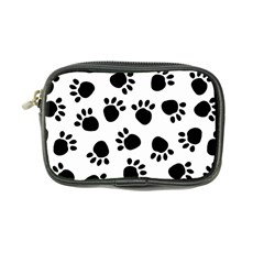 Paws Black Animals Coin Purse