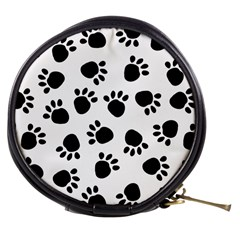 Paws Black Animals Mini Makeup Bags