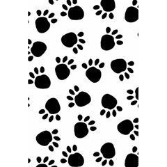 Paws Black Animals 5.5  x 8.5  Notebooks