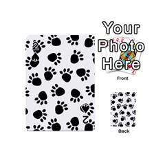 Paws Black Animals Playing Cards 54 (Mini)