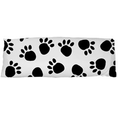Paws Black Animals Body Pillow Case (Dakimakura)