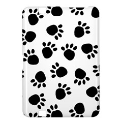 Paws Black Animals Kindle Fire HD 8.9