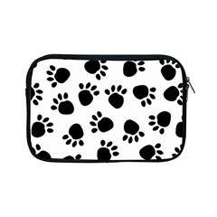 Paws Black Animals Apple iPad Mini Zipper Cases