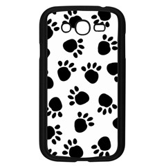 Paws Black Animals Samsung Galaxy Grand DUOS I9082 Case (Black)