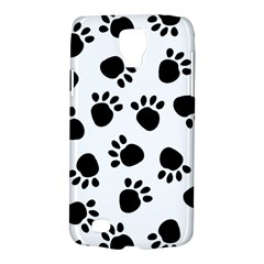 Paws Black Animals Galaxy S4 Active