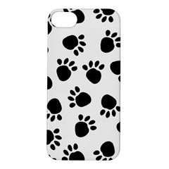 Paws Black Animals Apple iPhone 5S/ SE Hardshell Case