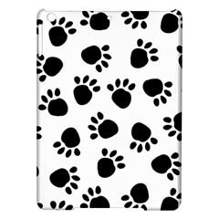 Paws Black Animals iPad Air Hardshell Cases