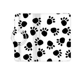 Paws Black Animals Kindle Fire HDX 8.9  Flip 360 Case