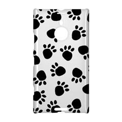 Paws Black Animals Nokia Lumia 1520
