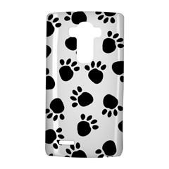 Paws Black Animals LG G4 Hardshell Case