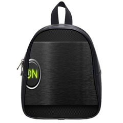 On Black School Bags (Small)