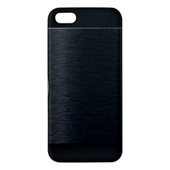 On Black Apple iPhone 5 Premium Hardshell Case