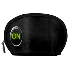 On Black Accessory Pouches (Large)