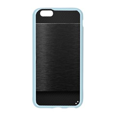 On Black Apple Seamless iPhone 6/6S Case (Color)