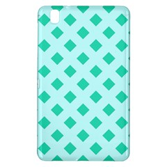 Plaid Blue Box Samsung Galaxy Tab Pro 8.4 Hardshell Case