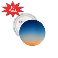 Rainbow Blue Orange Purple 1.75  Buttons (10 pack)