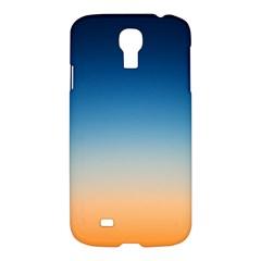 Rainbow Blue Orange Purple Samsung Galaxy S4 I9500/I9505 Hardshell Case