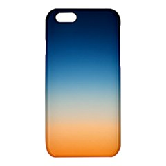 Rainbow Blue Orange Purple iPhone 6/6S TPU Case
