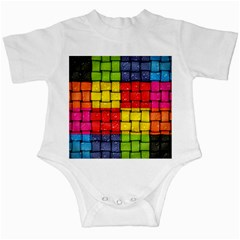 Pinterest Water Colorfull Infant Creepers