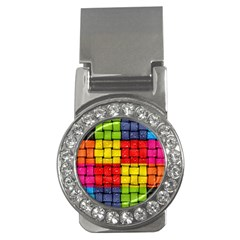 Pinterest Water Colorfull Money Clips (CZ)