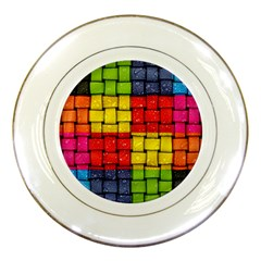 Pinterest Water Colorfull Porcelain Plates