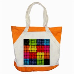 Pinterest Water Colorfull Accent Tote Bag