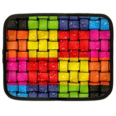 Pinterest Water Colorfull Netbook Case (Large)