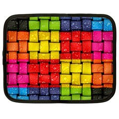 Pinterest Water Colorfull Netbook Case (XXL)