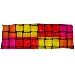 Pinterest Water Colorfull Body Pillow Case Dakimakura (Two Sides)