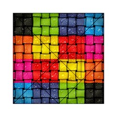 Pinterest Water Colorfull Acrylic Tangram Puzzle (6  x 6 )