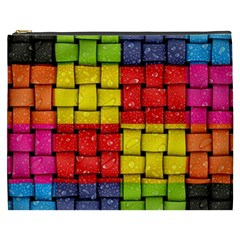 Pinterest Water Colorfull Cosmetic Bag (XXXL)