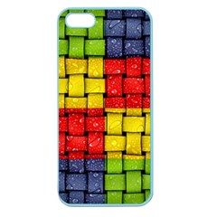 Pinterest Water Colorfull Apple Seamless iPhone 5 Case (Color)