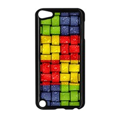 Pinterest Water Colorfull Apple iPod Touch 5 Case (Black)