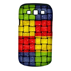 Pinterest Water Colorfull Samsung Galaxy S III Classic Hardshell Case (PC+Silicone)
