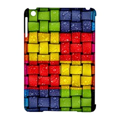 Pinterest Water Colorfull Apple iPad Mini Hardshell Case (Compatible with Smart Cover)