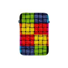 Pinterest Water Colorfull Apple iPad Mini Protective Soft Cases