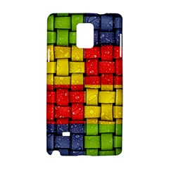 Pinterest Water Colorfull Samsung Galaxy Note 4 Hardshell Case