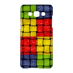Pinterest Water Colorfull Samsung Galaxy A5 Hardshell Case